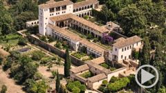 The Gardens and the Generalife