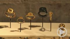 The Gold Treasure from Meroë