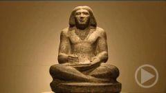 The Scribe Statue of Der-Senedj