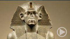 Statue of Amenhet III.