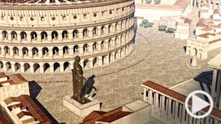 Das Colosseum auf dem Weg in die Moderne
