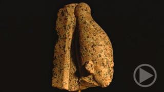 Kopf einer Statue Sesostris iii
