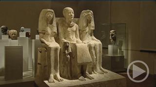 Die Familienstatue des Ptahmai