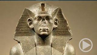 Statue Amenemhets Iii