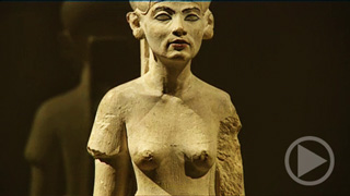 Statue Der Nofretete