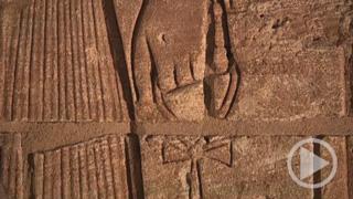 Reliefs aus Naga