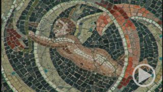 Hephaiston Mosaik