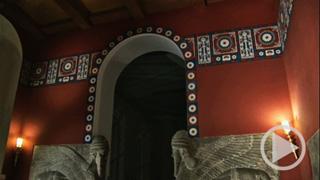 In einem assyrischen Palast