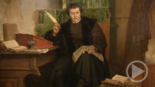 Fighting the Devil: Luther and the Wartburg